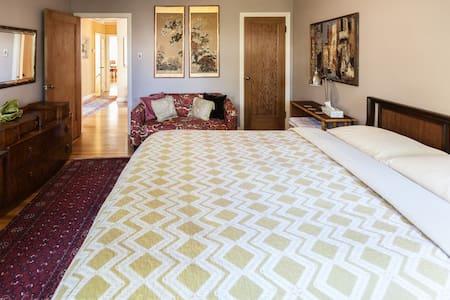 Stylish Spacious Bernal Dwelling   - San Francisco - House