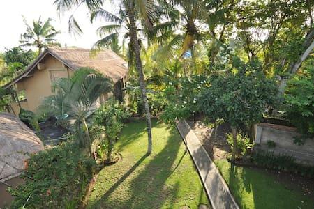 Home sweet home in ubud bali
