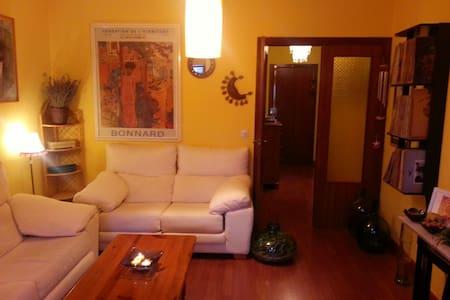 Céntrico, acogedor,silencioso,wifi - Albacete