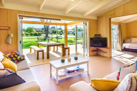 Modern home in heart of Oneroa! - Auckland - House