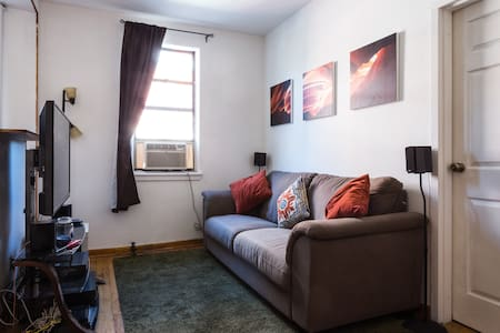 Convenient E. Village 1BR Union Sq - New York - Apartment