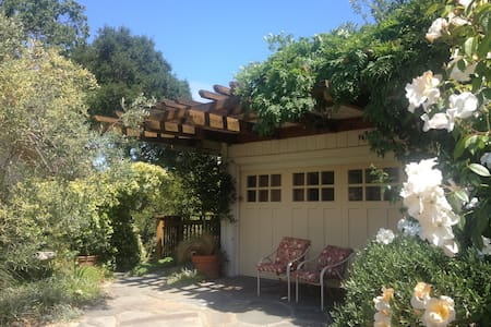 Cozy poolside in-law in Larkspur, 20min. to SF - 拉克斯珀(Larkspur)