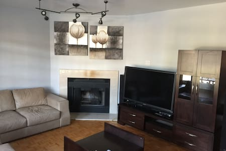 Charming apartment with 2 bedrooms - Montréal - Apartment