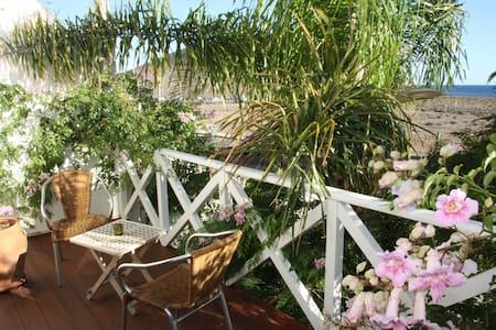 House with seaview & exotic garden - Casa adossada