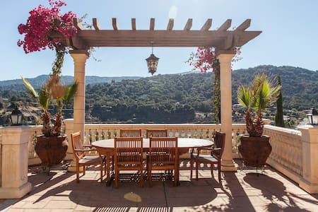 Villa Jenadel: Room with Lake View - Los Altos Hills - Villa