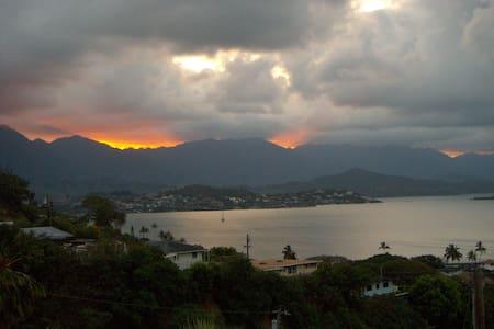 Hilltop-view, Tropical Retreat