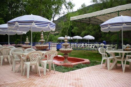 Top Ourika - Bed & Breakfast