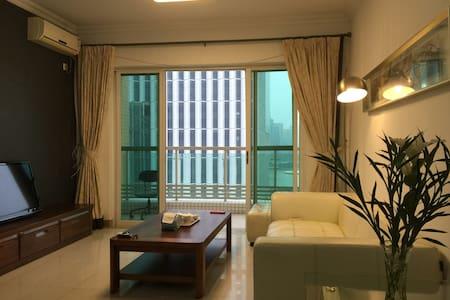 广州塔下温柔乡,珠江之畔枕河眠 - Guangzhou - Apartment