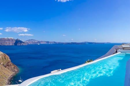 Canaves Oia Villa , Infinity Pool