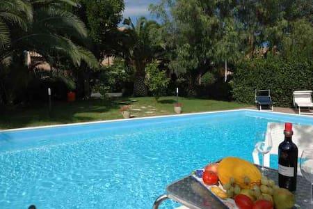Villa Il Casale con piscina - Ballata - Villa