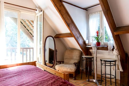 A holiday air 14 minutes from PARIS !! - Montfermeil - Bed & Breakfast