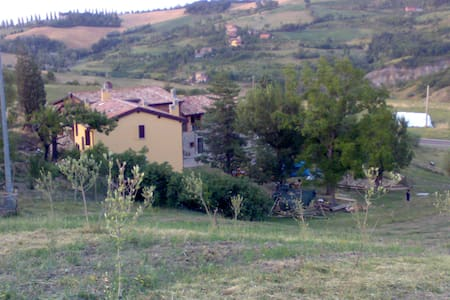 Family Home in Fattoria - Monte San Pietro