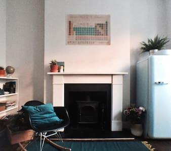 Cozy 1 bedroom garden flat in Tufnell Park - London - Apartemen