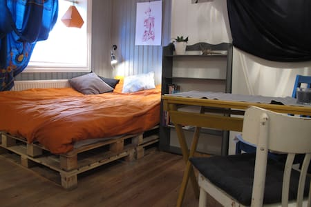 Cozy nest in the city centre - Reykjavík - Apartment