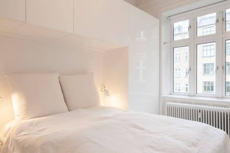 Spacious, clean and bright room4two - København - Apartment