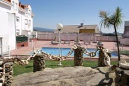 duplex con piscina, jardin cambados - Cambados
