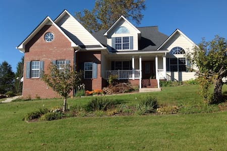 Peaceful and beautiful home - Cookeville