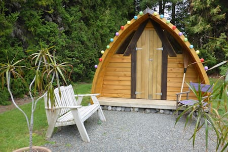 The Ark at Tui Ridge - Katikati - Cabin