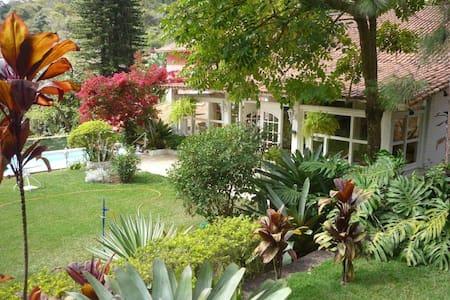 Gorgeous house in Itaipava!!! - Petrópolis - Haus