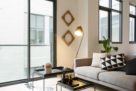 Designer Melbourne CBD Apartment - Melbourne - Apartment