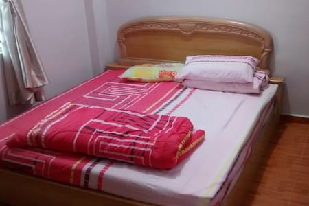 Double Room 1 - Ah Riang HomeStay - Hus