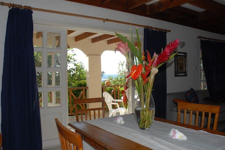 Sea view mansion - Anse aux Pins - Casa