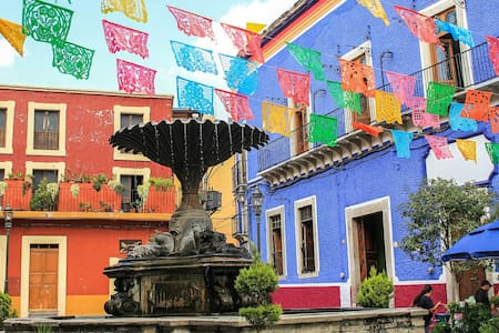 Enchanting Stay in Guanajuato #106 - Guanajuato - Bed & Breakfast