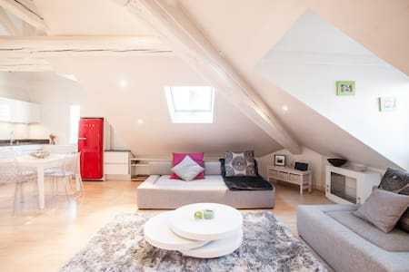 Ninidou, a cocoon in Annecy - Appartement
