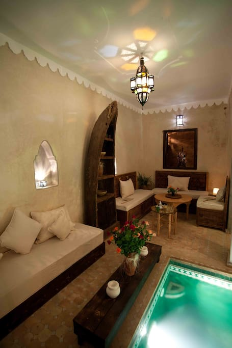 New! Whole Riad for 10 persons!!