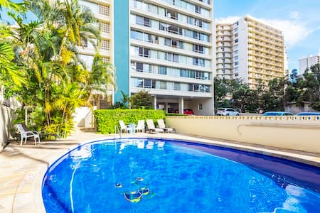♥Heart of Waikiki with Parking♥ - Honolulu - Apartment