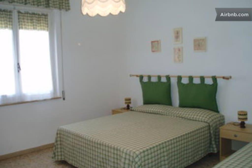 1st bedroom of appt n.3