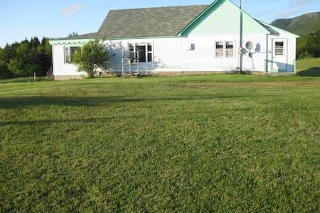 Cassie's Cottage, Cape Breton, NS - St Margaret Village - Huis