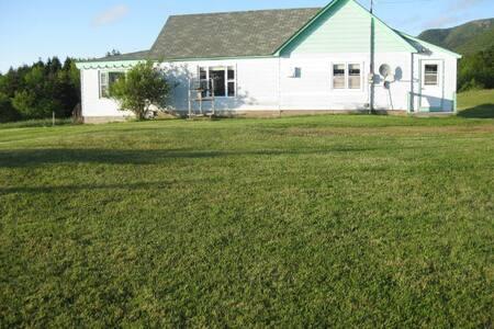 Bay St. Lawrence -Cape Breton. NS