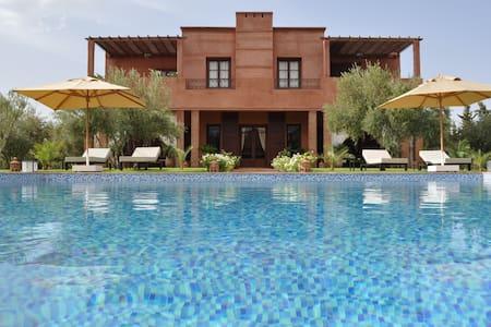 Terre d'Ocre Suite Riad des Délices - Bed & Breakfast