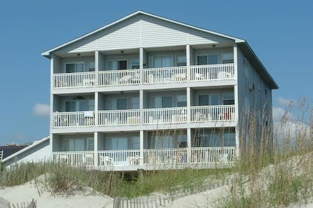 Ocean Front Condo by Owner - North Myrtle Beach - Apartment