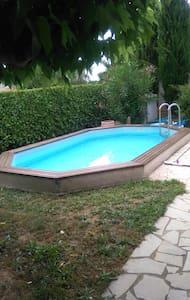 maison de vacances carcassonne - Casa