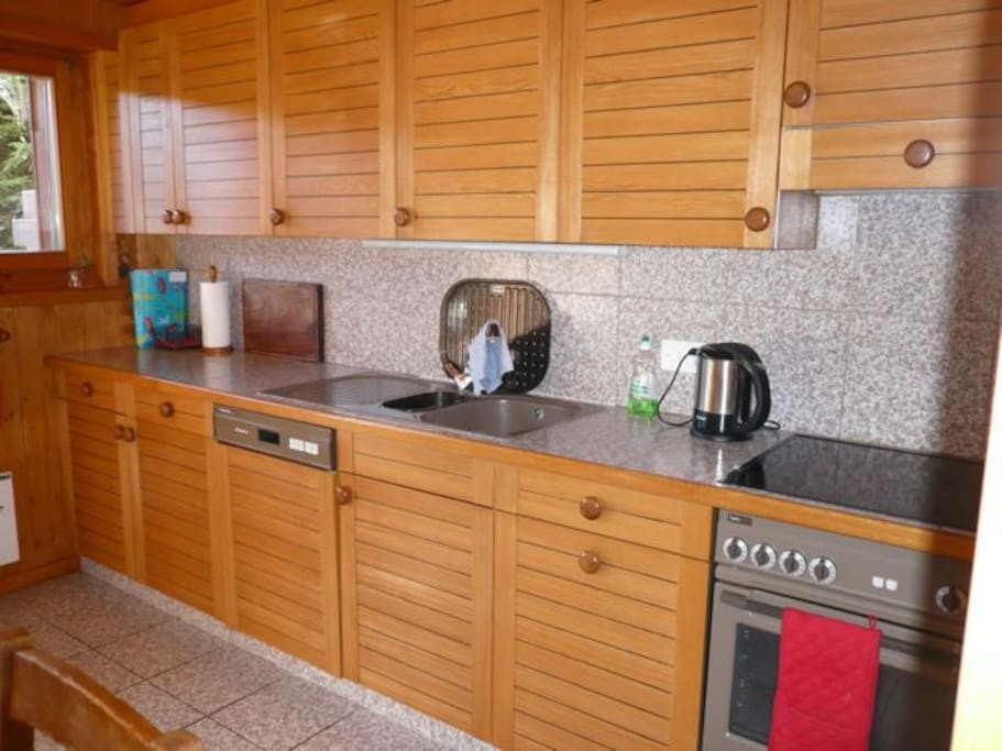 Cosy central two bedroom apartment