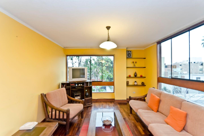 Barranco with Miraflores-2bedrooms