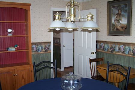 Mimosa Cottage on Tangier Island - Tangier - Hus