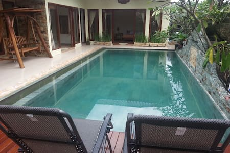 Beautiful Villa; Private Pool, 3BR, 6 pax or more. - Batam