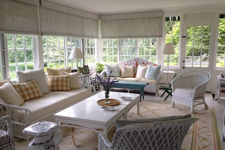 East Hampton Spacious Village Home