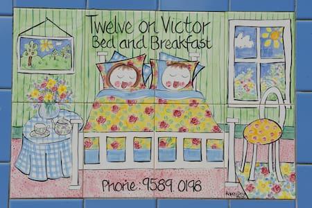 Twelve on Victor Luxury Bed and Breakfast - Beaumaris - Bed & Breakfast