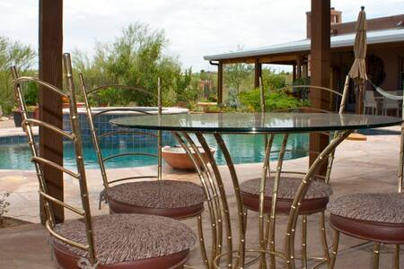 Studio Cottage in gated community - Tucson - House