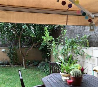Habitacion en casa con jardin - Vilanona i la Geltru - Casa