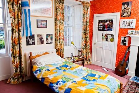 Room: historic house nr Edinburgh  - Haddington