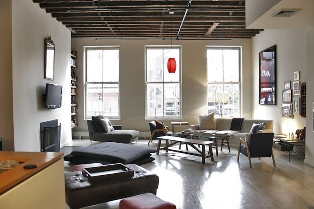 Luxury Loft Noho New York City Lofts For Rent In New York