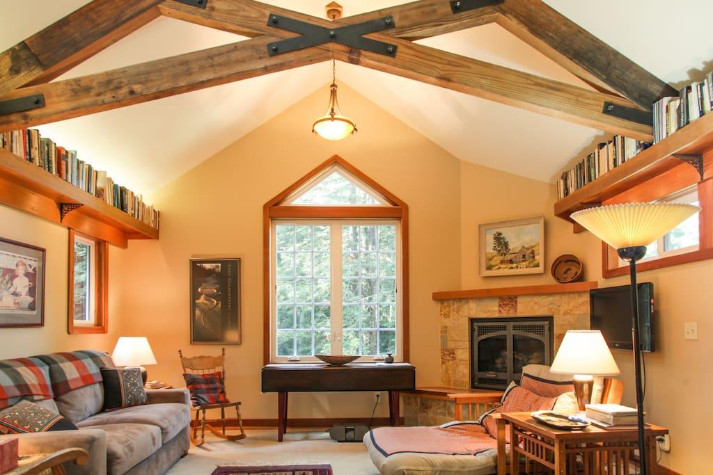 Peaceful Redwood Retreat