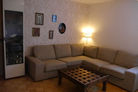 big room in city center of HH! 2 Min to shopping - Hambourg - Appartement