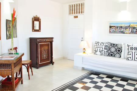Charming apt in Historic District - Cartagena de Indias - Lakás
