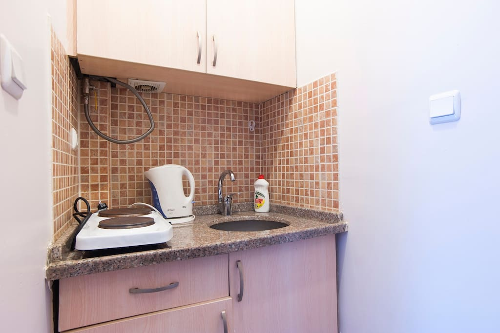 Budget Apartment 2 near Taksim